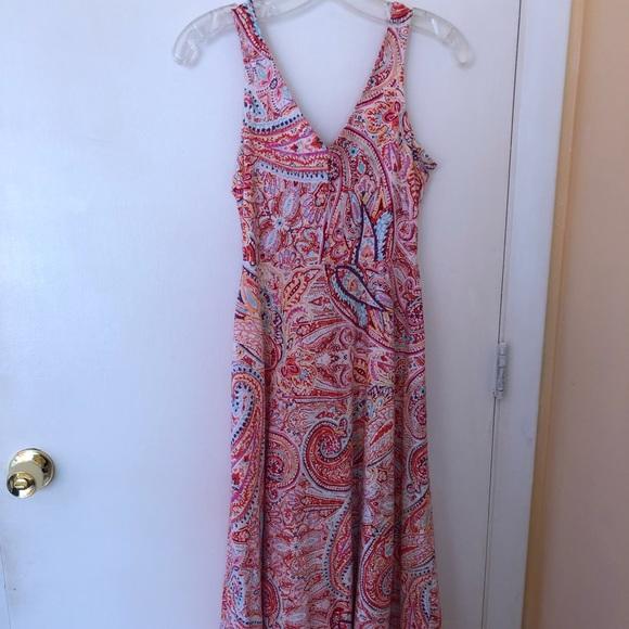 American Living Dresses & Skirts - Cute patterned flowy summer dress